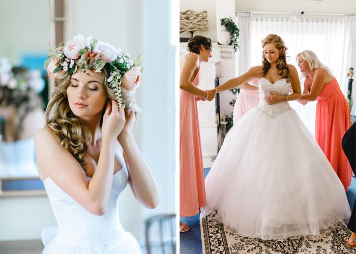 Getting Ready Hochzeitjpg
