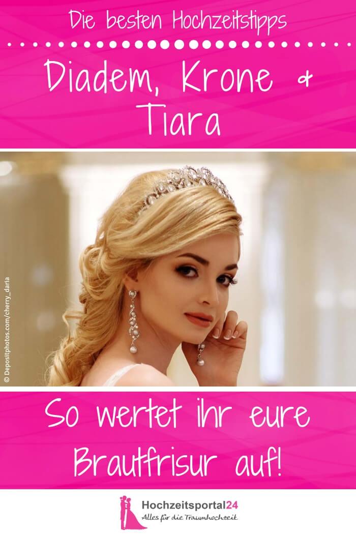Krone Braut