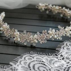 Tiara zur Hochzeit