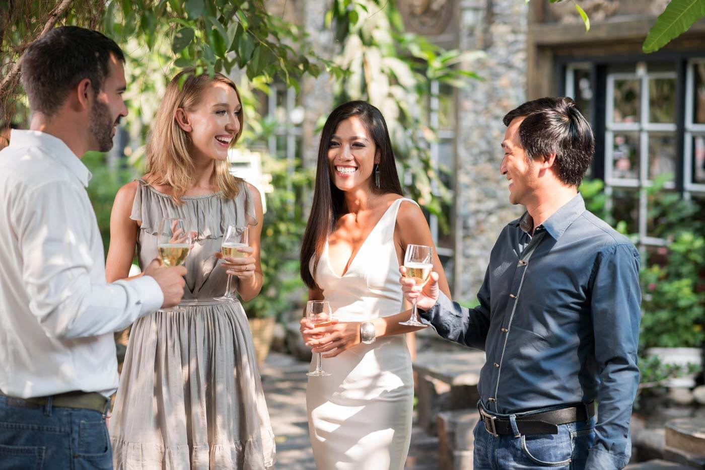 Hochzeit Unterhaltung