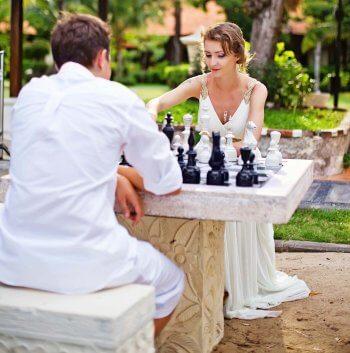 Unterhaltungsprogramm Hochzeit