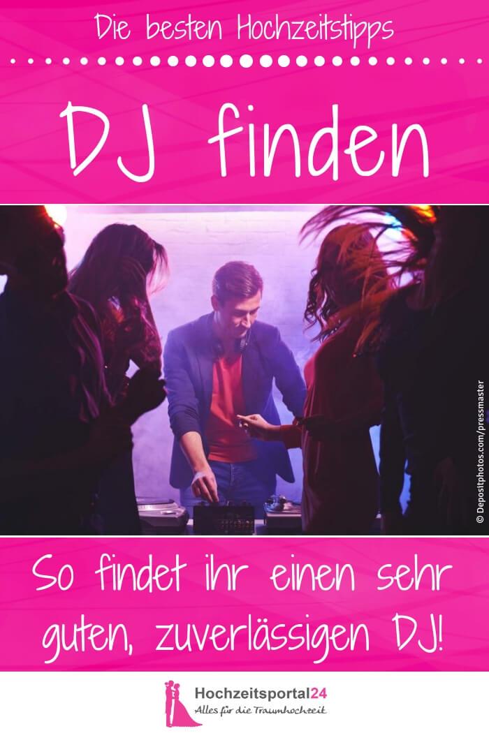 DJ finden