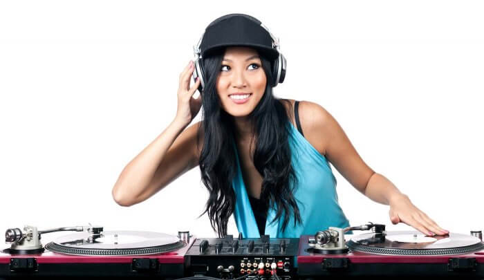 Mobile Hochzeits DJs