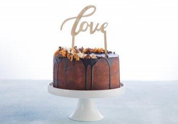 Drip Cake Hochzeitstorte