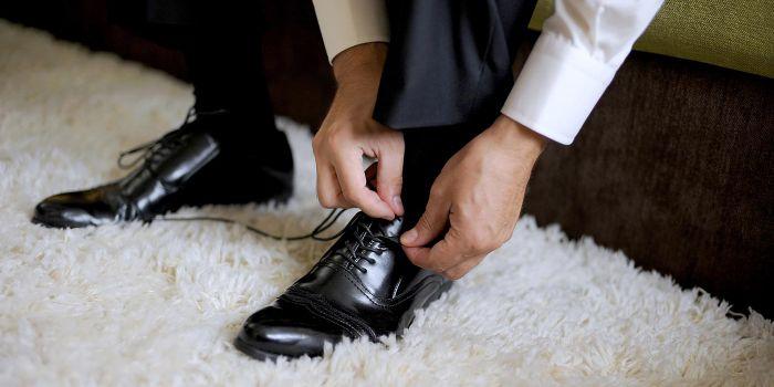 Bräutigam Hochzeitsschuhe