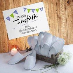 Hochzeit Pantoffeln