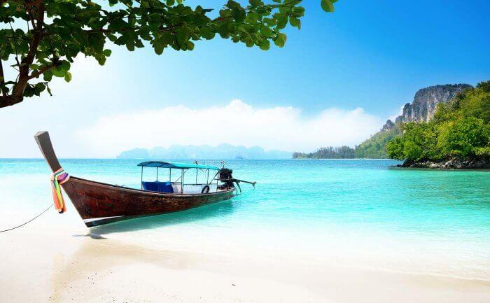 Thailand Flitterwochen