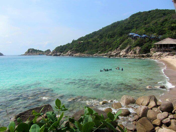 Thailand Flitterwochen Tauchen