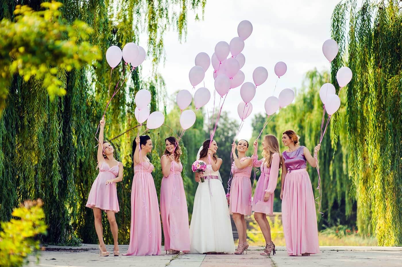 Fotorequisiten Hochzeit