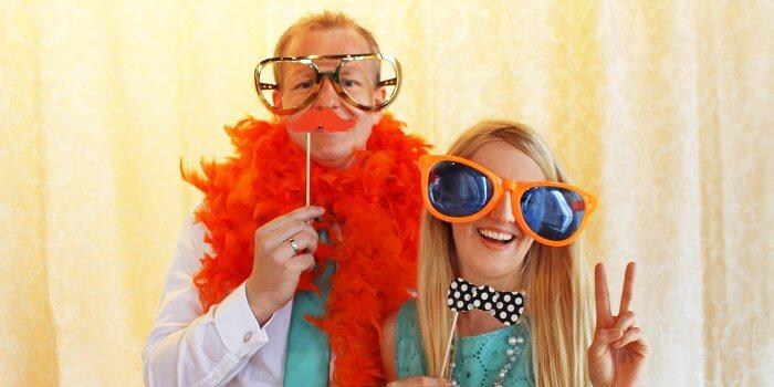 Fotobox mieten zur Hochzeit - Erfahrung