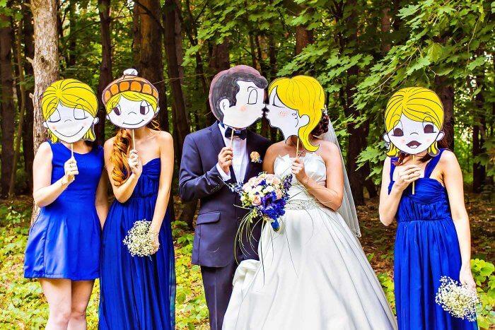 Hochzeit Bilder lustig