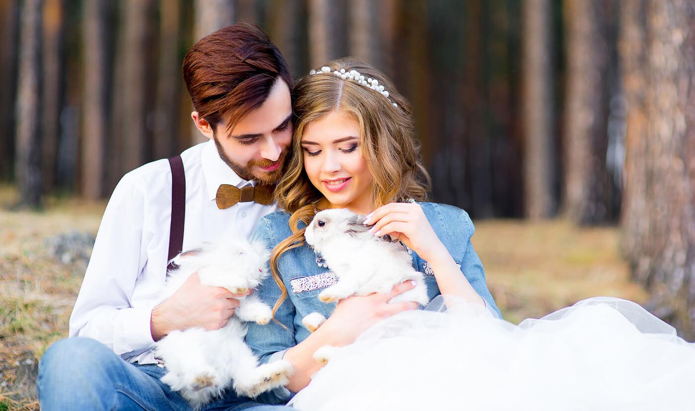 Bauernhof heiraten