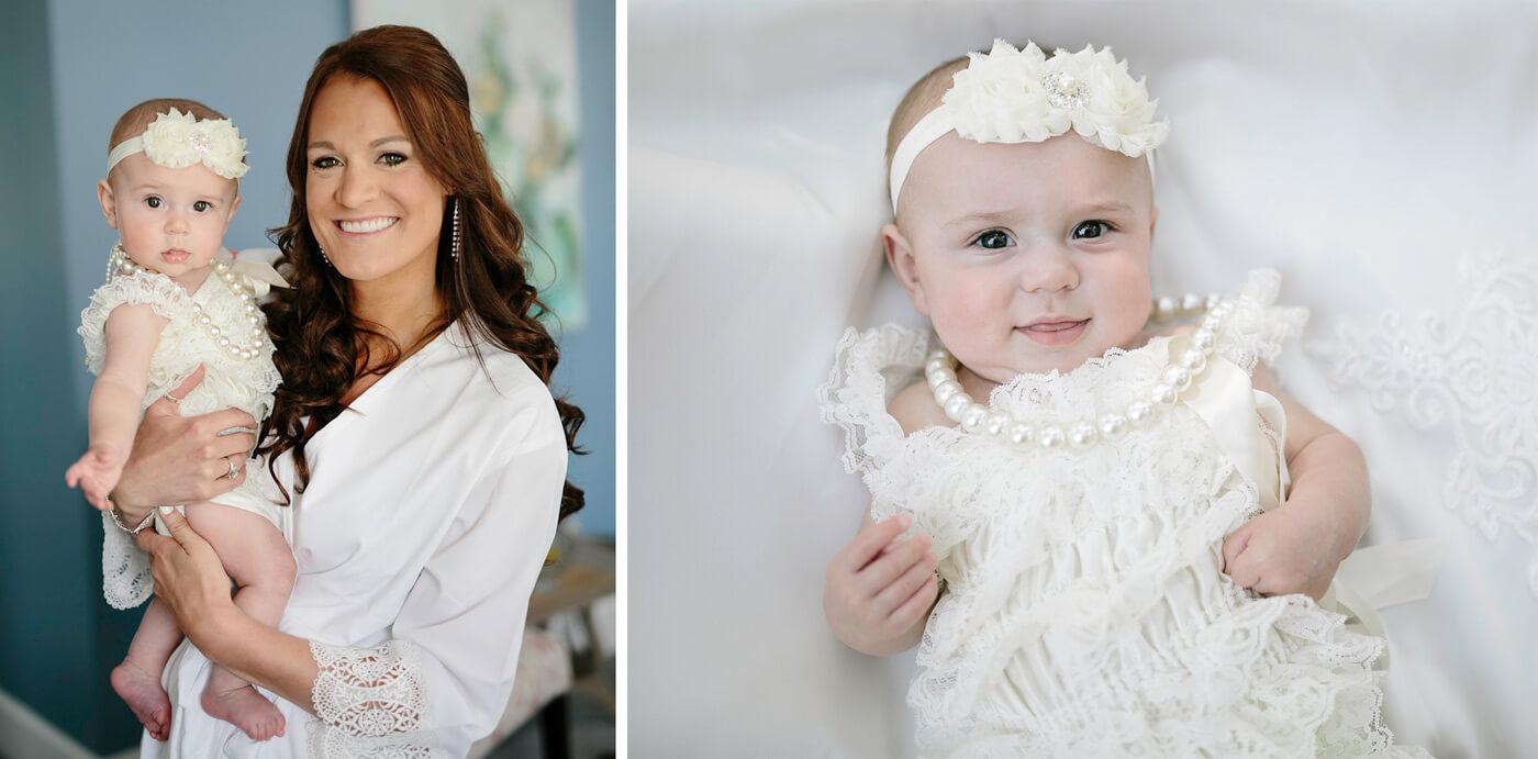 Hochzeit mit eigenen Kindern