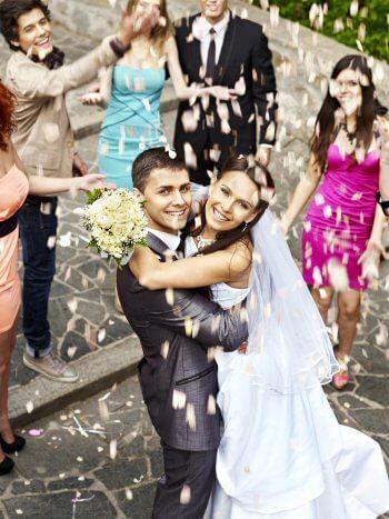 Hochzeit ohne Kinder