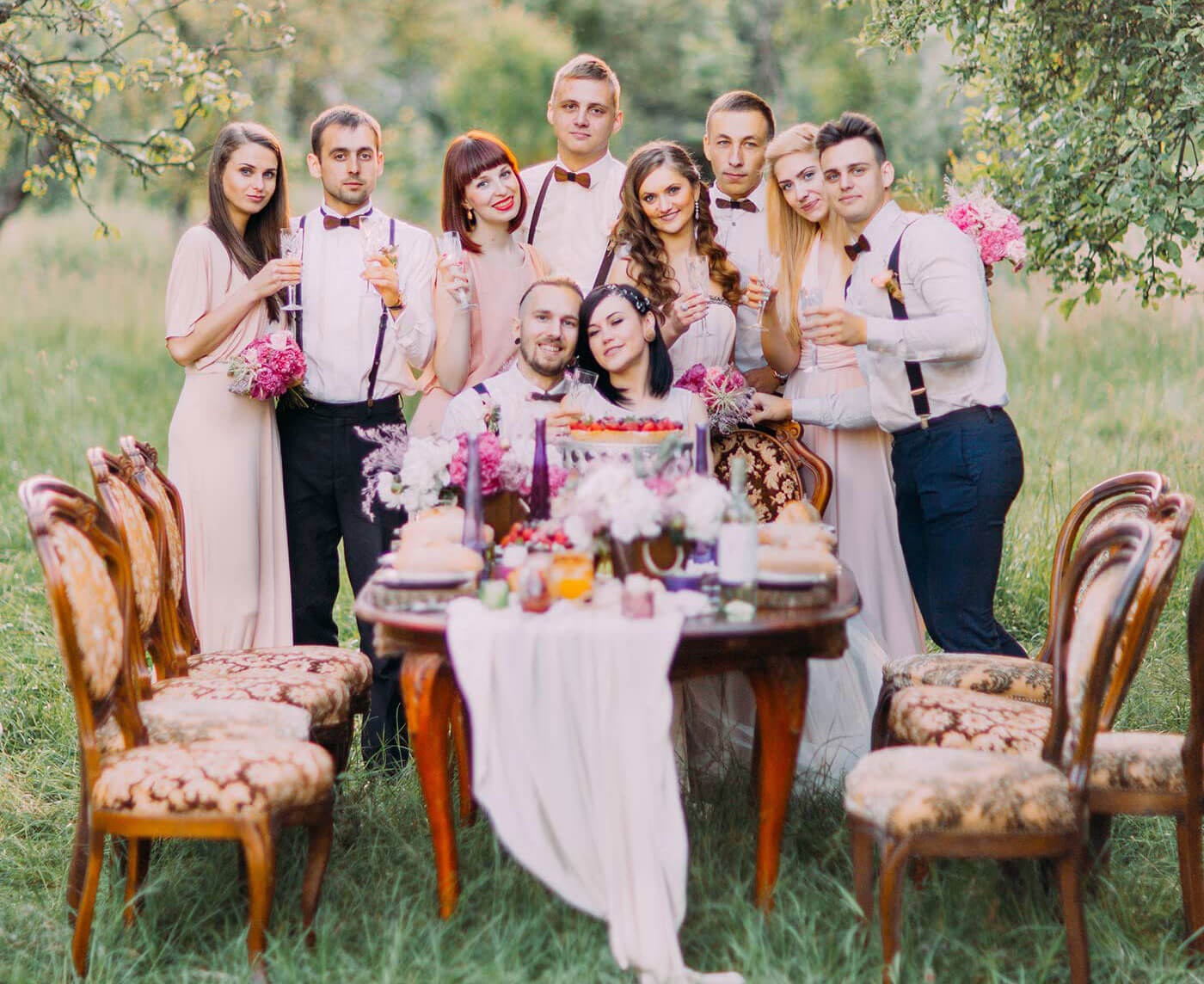 Im kleinen Kreis heiraten