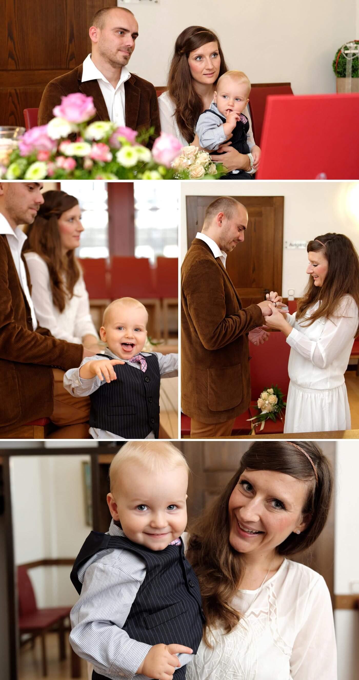 Heimlich heiraten