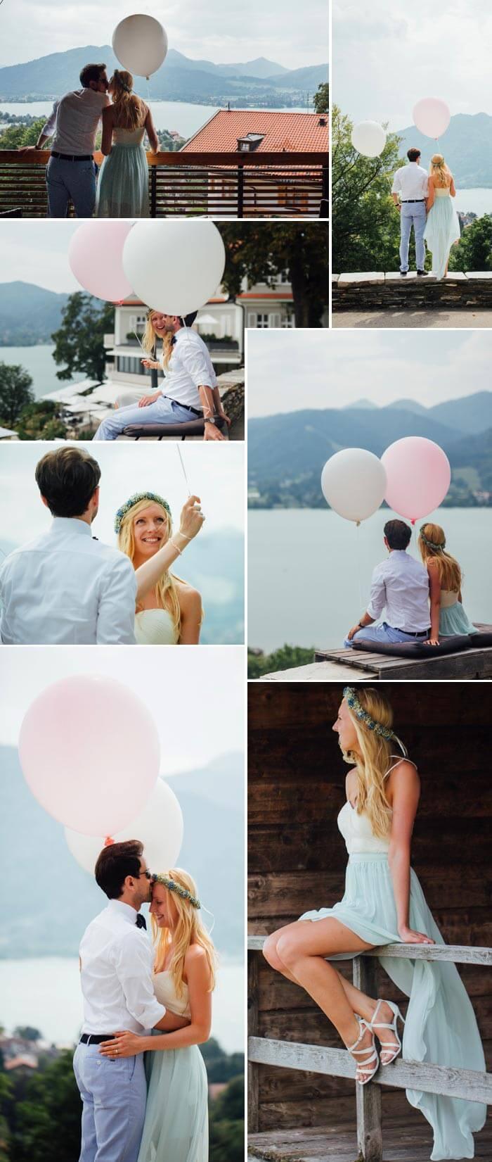 Heimliche Hochzeit zu Zweit