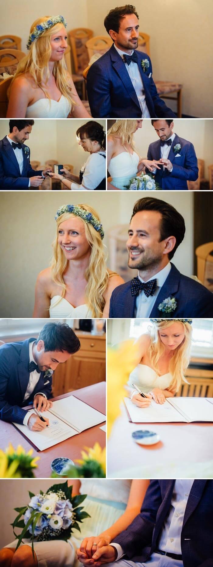 Hochzeit zu zweit deutschland