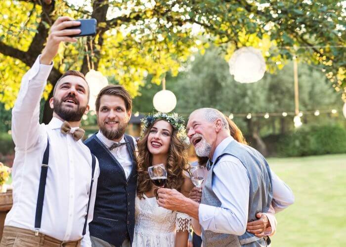 Hochzeits Foto App