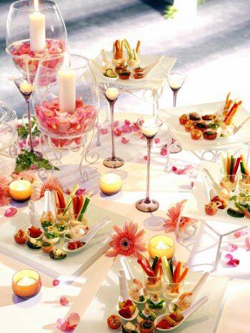 Hochzeit Buffet