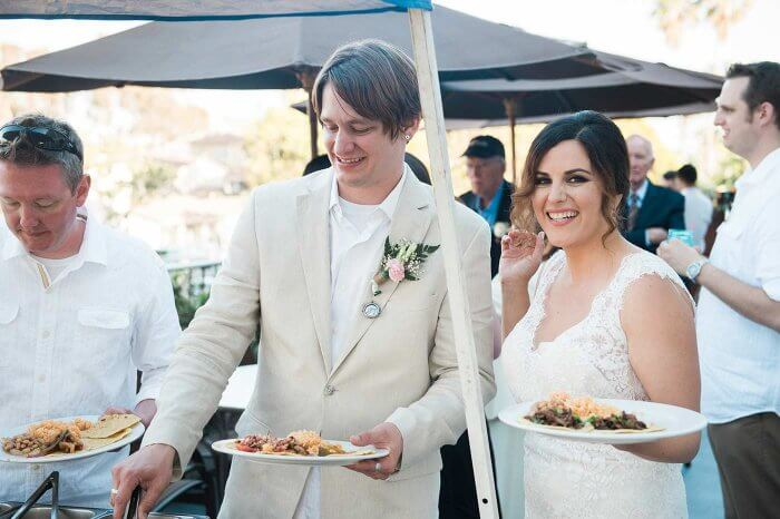 Hochzeit Catering