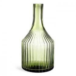 Hochzeit Vase grün groß