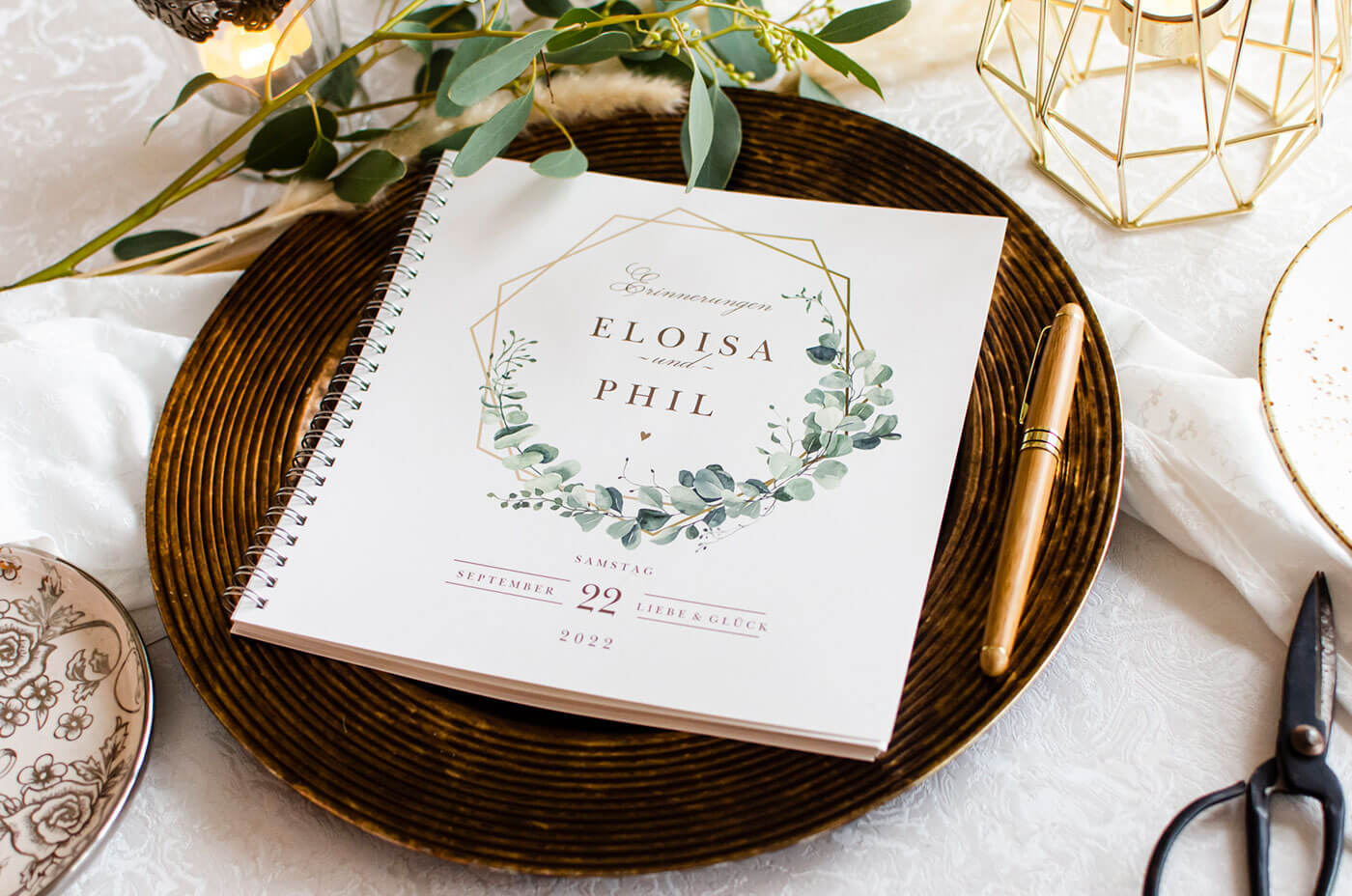 Eukalyptus Gästebuch