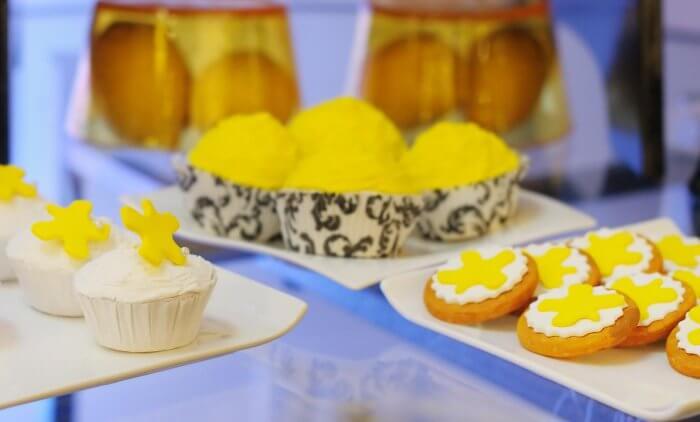 Kekse zur Hochzeit