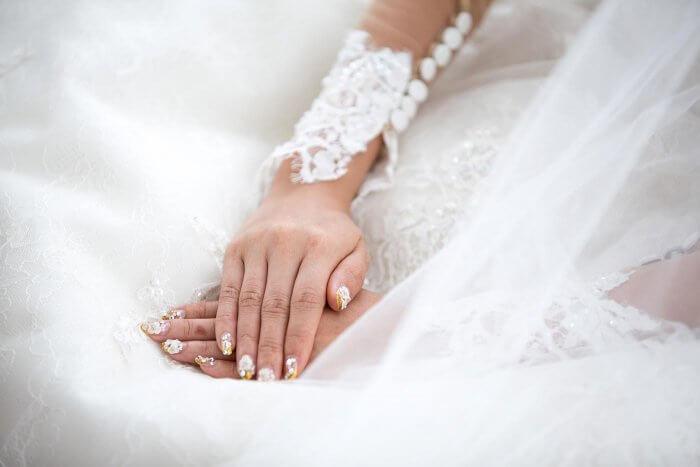 Nageldesign zur Hochzeit