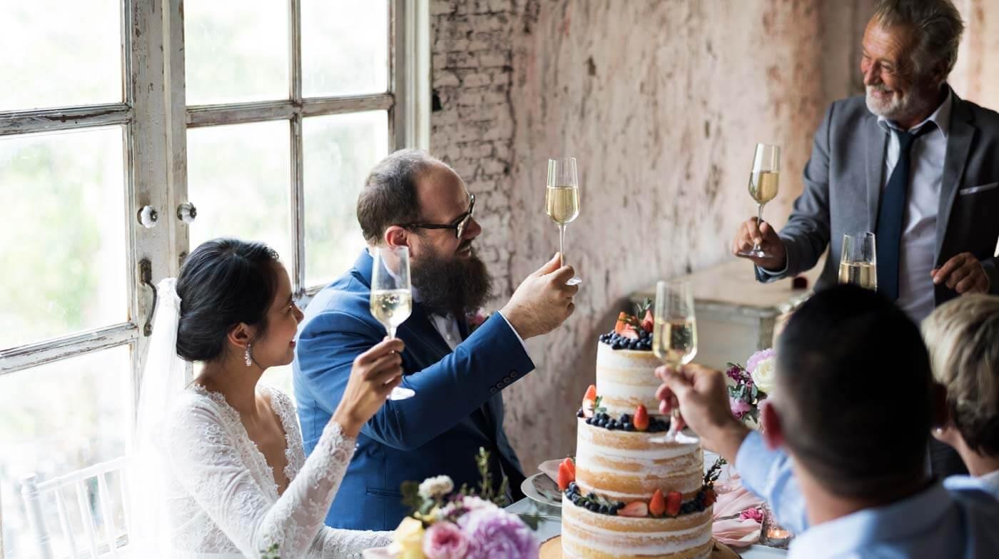 Unterhaltsame Hochzeitsvorträge Reden Gedichte