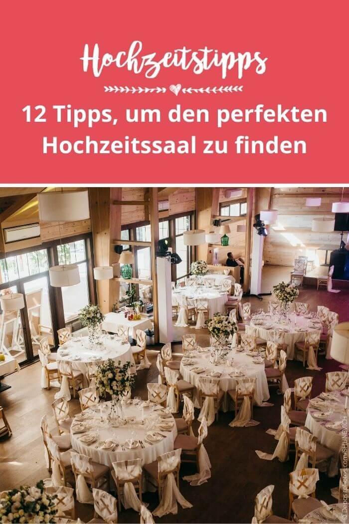 Hochzeitssaal in der Nähe