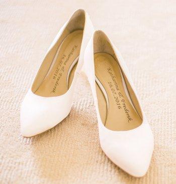 Brautschuhe selbst gestalten