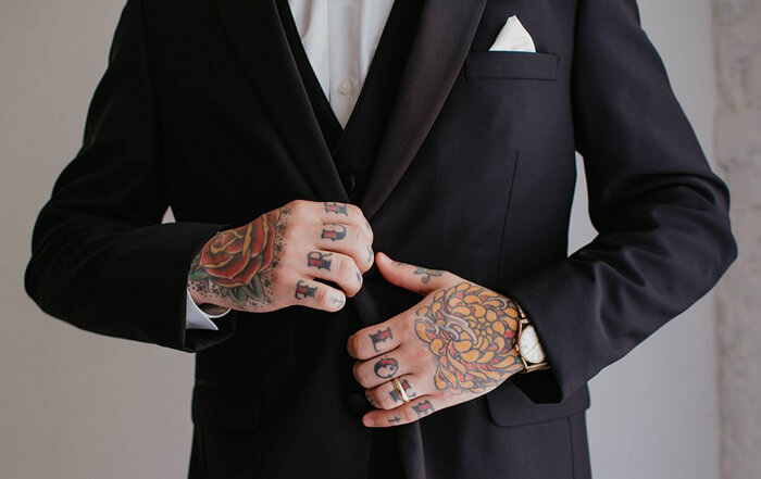 Tattoo statt Ehering
