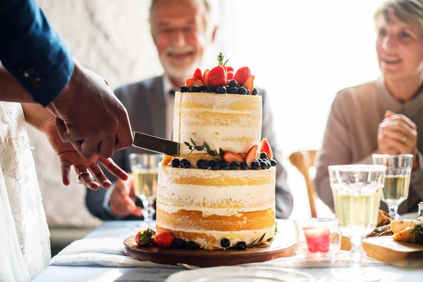 Preis Hochzeitstorte