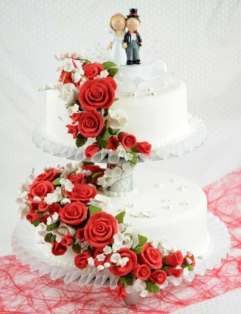 Hochzeitstorte Selber Backen In 6 Schritten Zur Traumtorte
