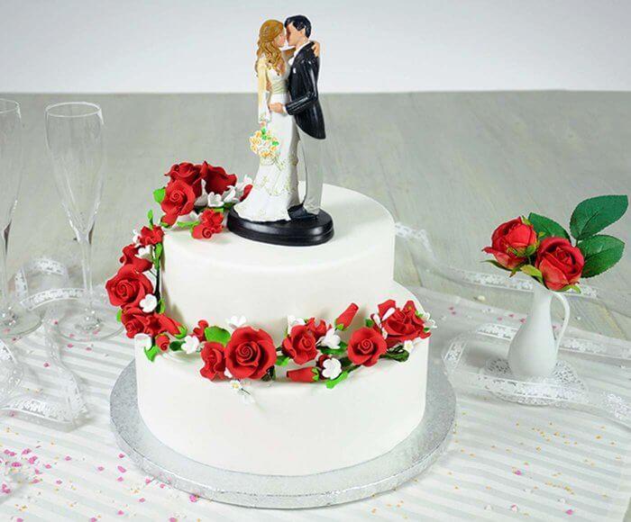 Hochzeitstorten Selber Machen | Hochzeitstorte Selber Backen In 6 Schritten Zur Traumtorte