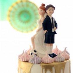 Hochzeitstortenfiguren ausgefallen
