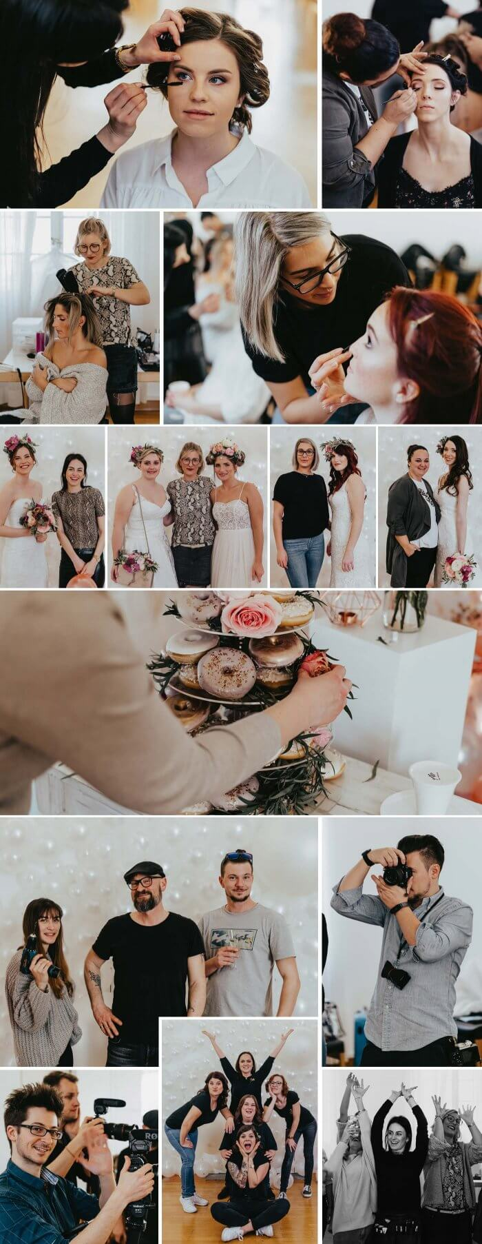 Brautshooting 2019 Hinter den Kulissen