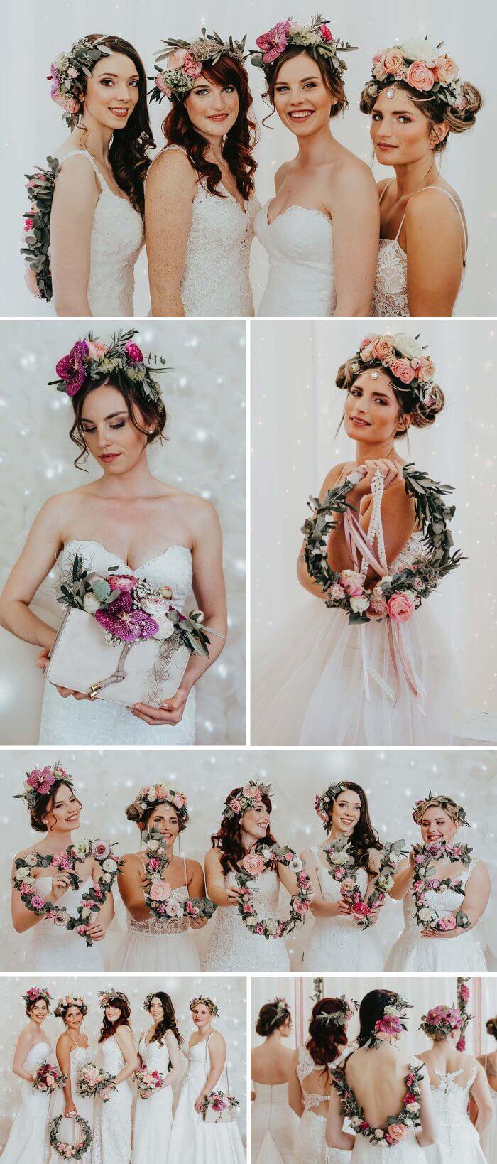 Hochzeit Blumen Trends