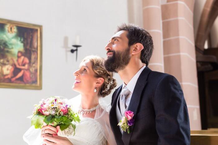Hochzeitsversion Danke