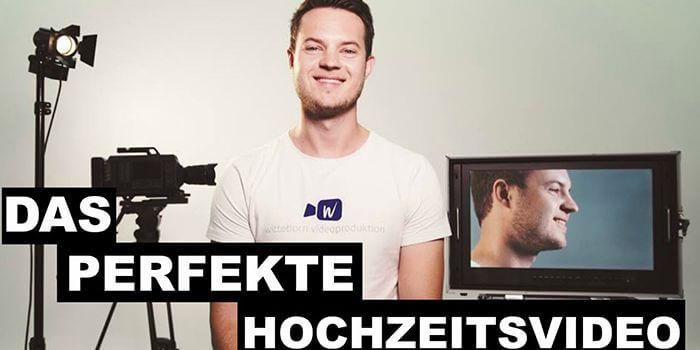Hochzeitsvideo Videograf aus Fulda