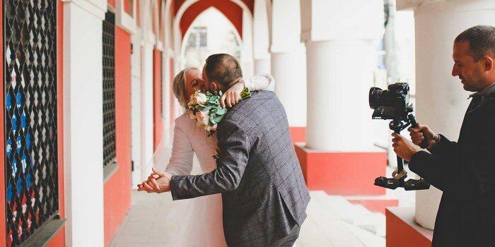 Hochzeitsvideograf