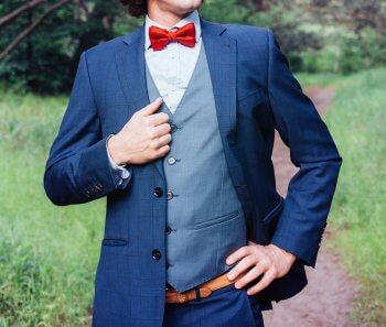 Hochzeitsweste richtig aussuchen | Tipps & Inspirationen