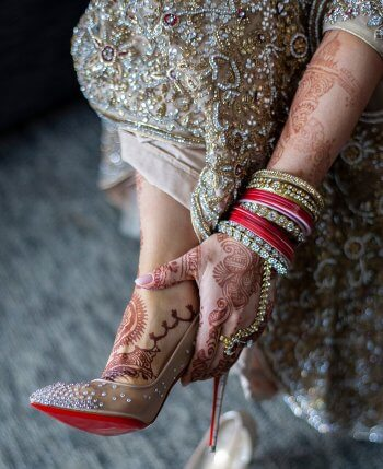 Henna Hochzeit