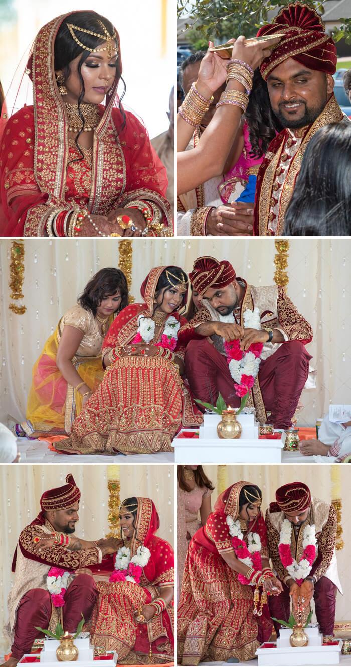 Indische Bräuche Hochzeit