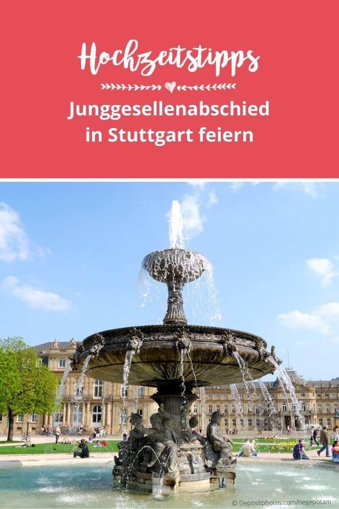 Stuttgart JGA
