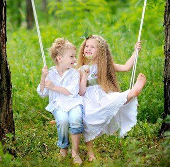 Beschäftigung Kinder Hochzeit