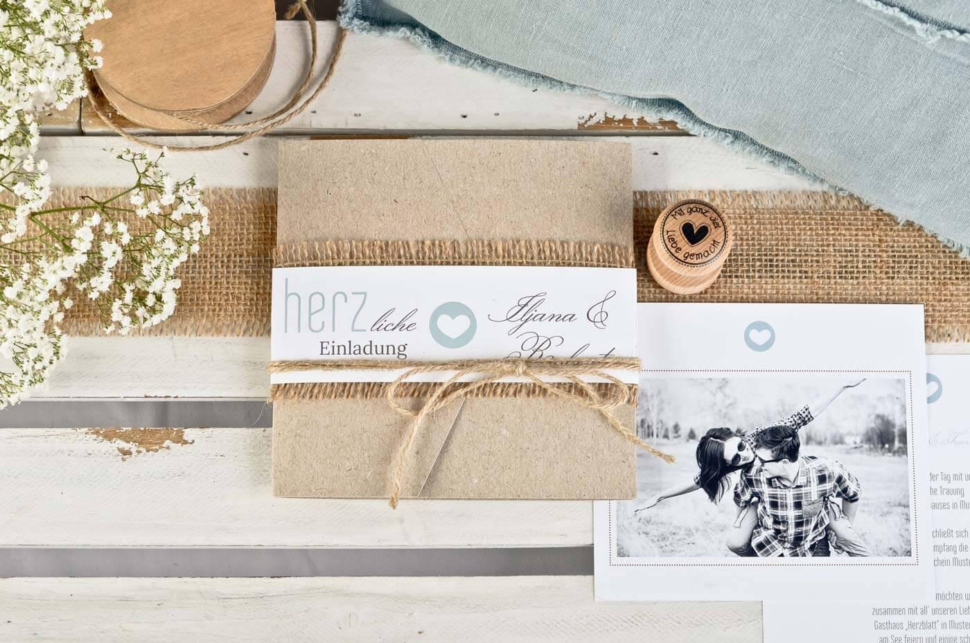 Besondere Hochzeitseinladungen Kreativ Ausgefallen Tipps