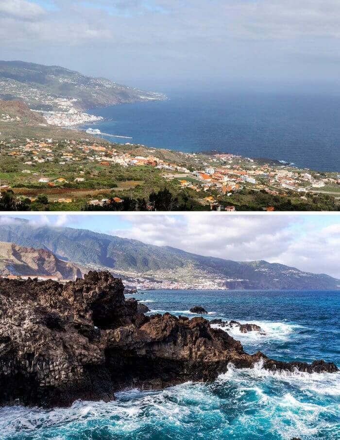 Kanaren Ausflug La Palma