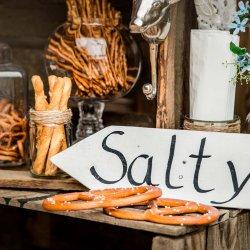Saltybar zur Hochzeit